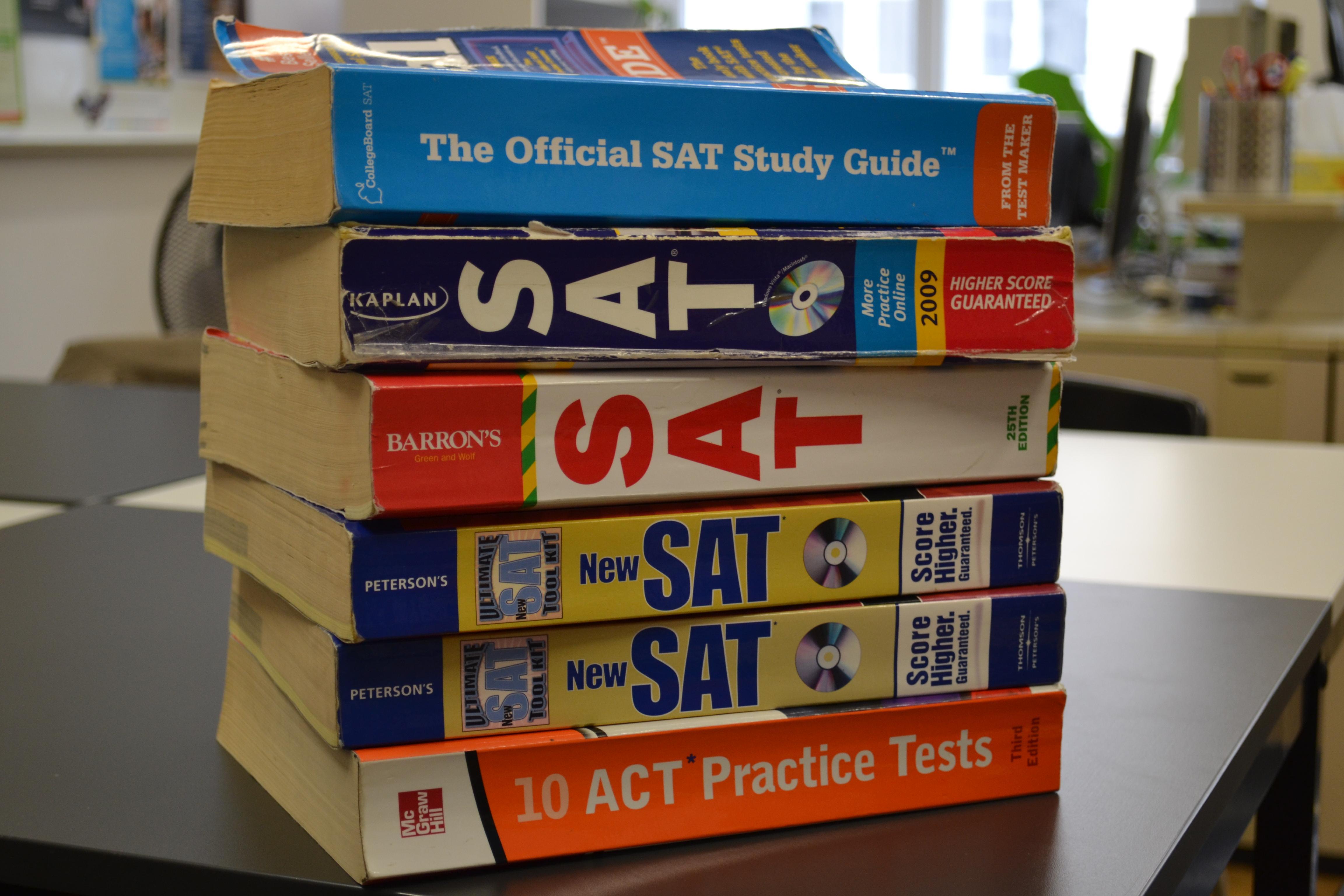 5 tipů, které vám pomohou pokořit SAT testy