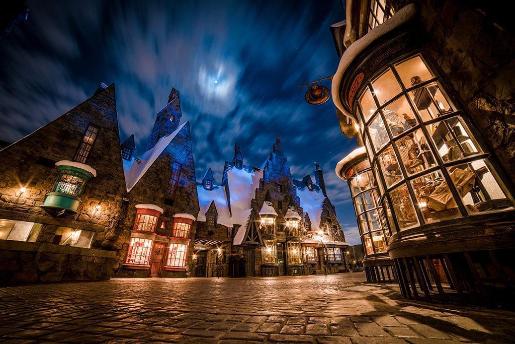 harry potter street